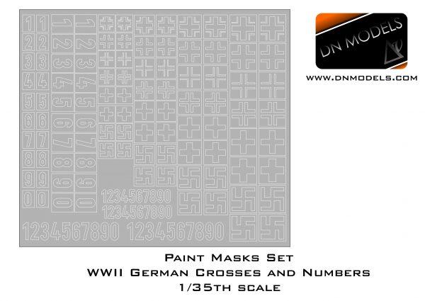 Cover German Crosses 1-35