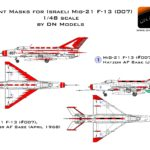 Cover IAF MiG-21 (Ebay)