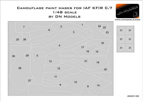 Cover KFIR C.7 (Ebay) 2