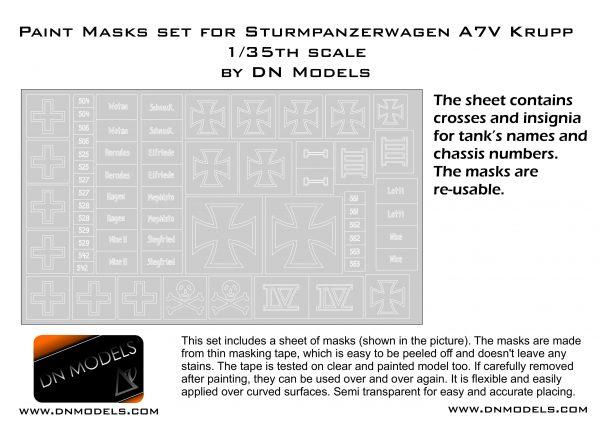 Cover A7V Krupp (Ebay)