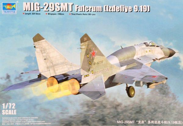 MiG-29SMT-9-19-Trumpeter-1-72-unboxing-review-dn-models