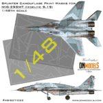 Cover Mig-29SMT Splinter Camo 48th (Site)
