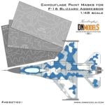 Cover F-16 Blizzard Camo 48th (Site)