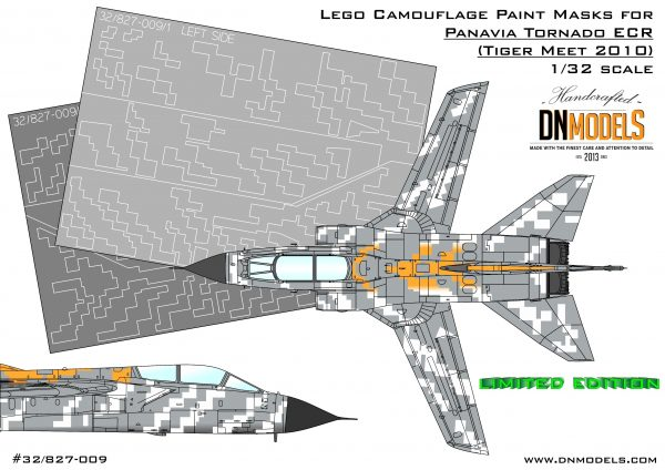 Cover Tornado Lego Camo 32th (Scalemates)