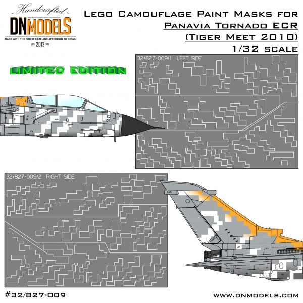 Cover Tornado Lego Camo 32th (Site)