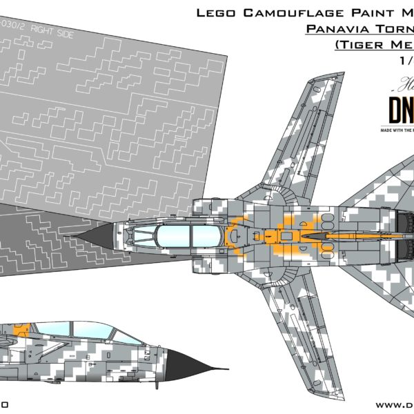 Cover Tornado Lego Camo 48th (Scalemates))
