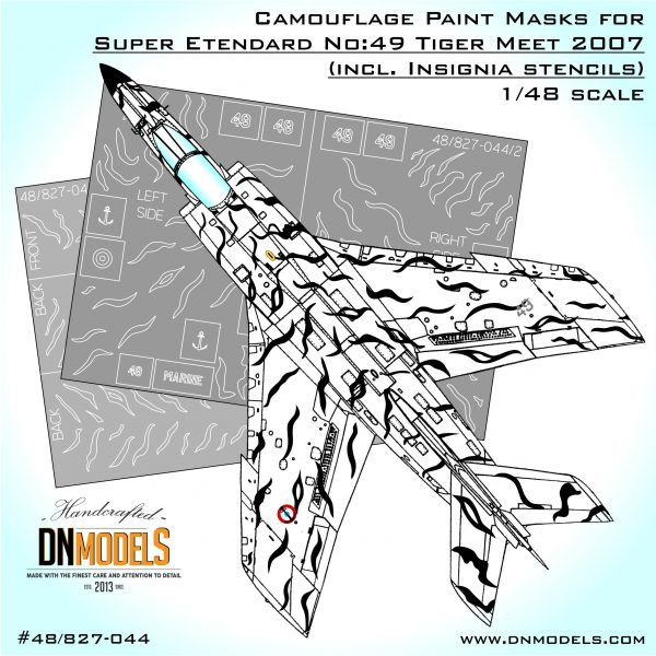 Cover Super Etendard No49 Tiger Meet 2007 48th (Site)