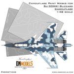 Cover Su-30MKI (#04) Blizzard Camo 48th (Site)
