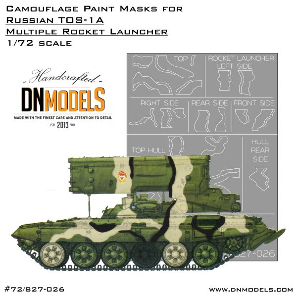 Cover TOS 1A Camo 72nd scale (site)