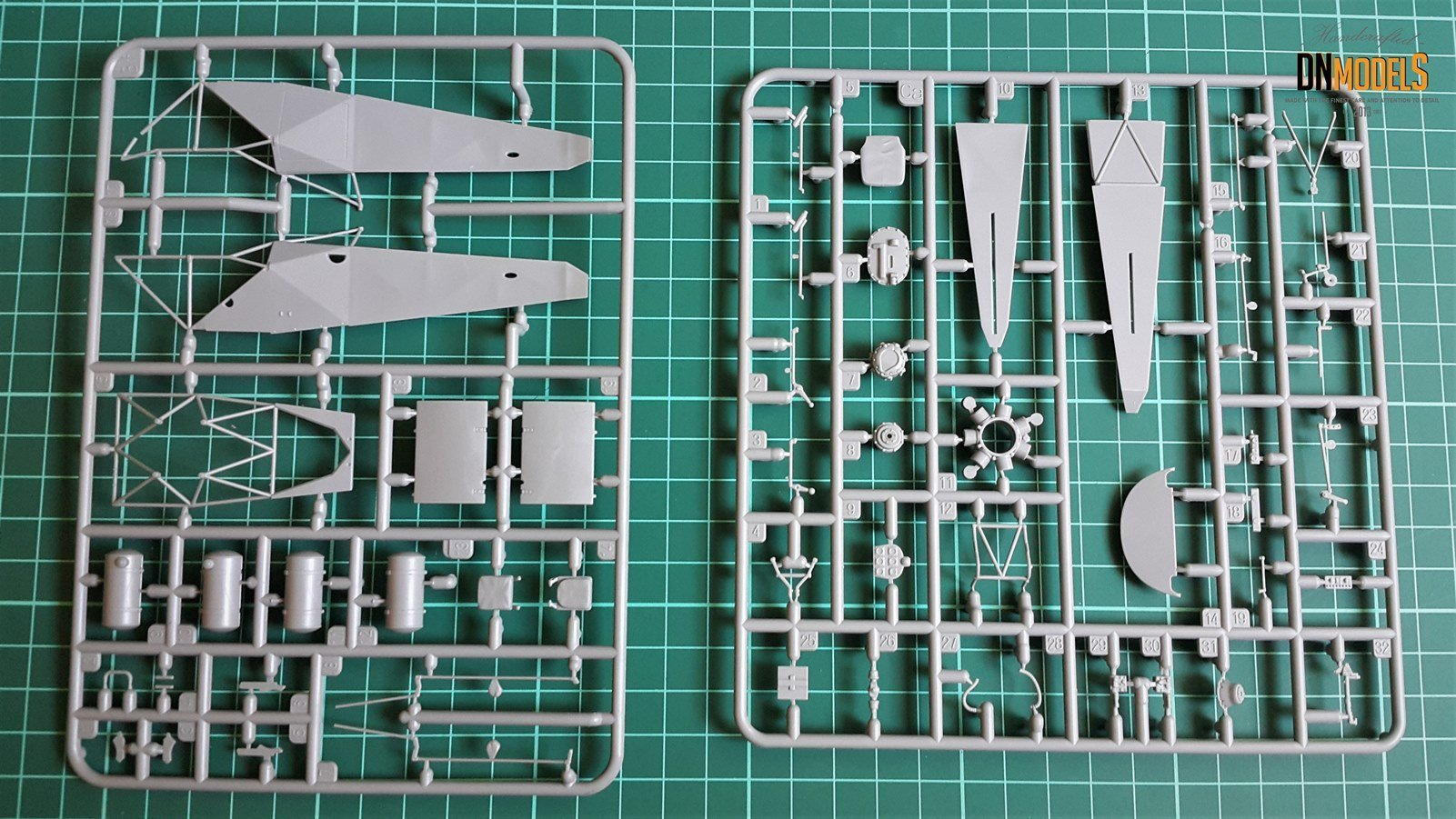 Flettner Fi 282 V21 kolibri dn models masks for scale models review unboxing miniart hummingbird