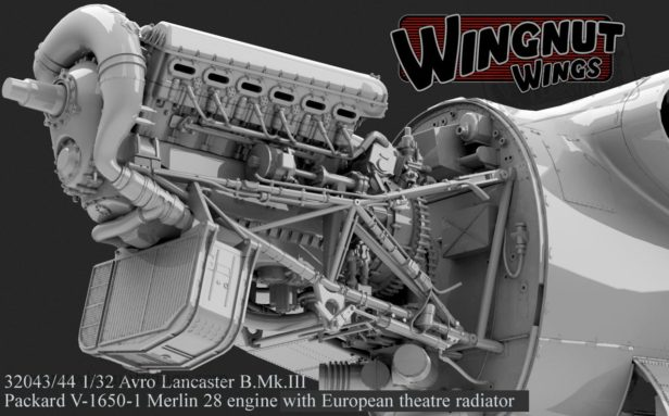 wingnut wings surprise lancaster dn models engine
