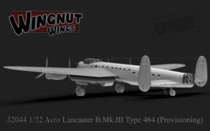 wingnut wings surprise lancaster dn models 1:32
