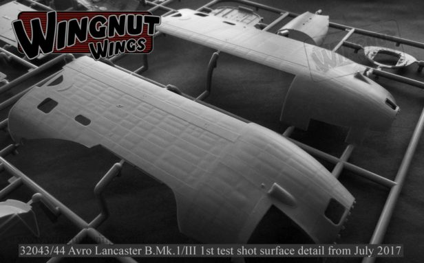 wingnut wings surprise lancaster dn models fuselage