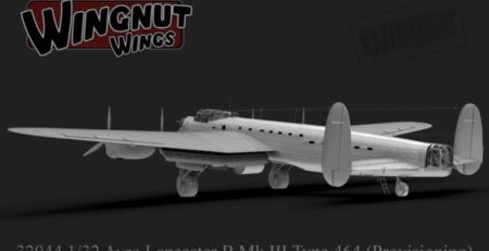 wingnut wings surprise lancaster dn models 1:32