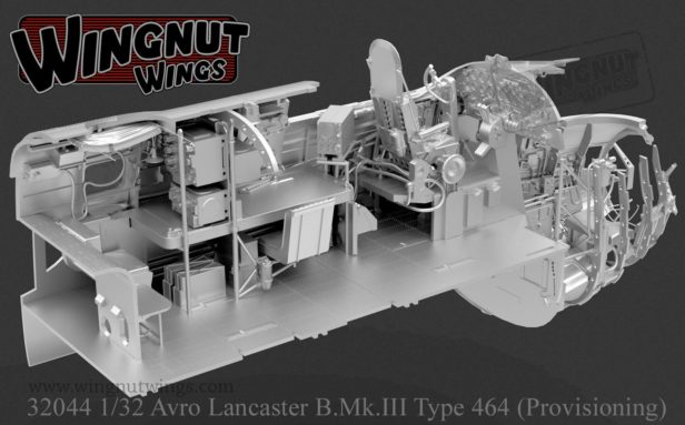wingnut wings surprise lancaster dn models cockpit