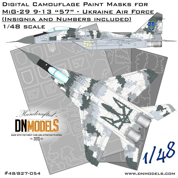 Cover Mig-29 9-13 Digital Camo 48th scale (Site)