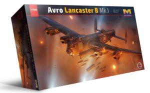 Avro Lancaster B Mk.I review dn models