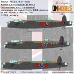 Cover Lancasted Insignia (3 options) 32nd scale (Site)