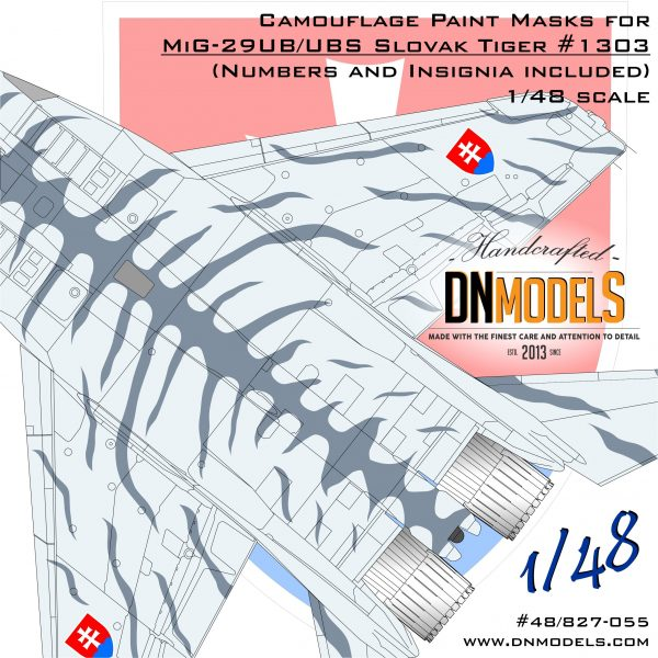 Cover Mig-29UB Tiger Camo 48th scale (Site) 02