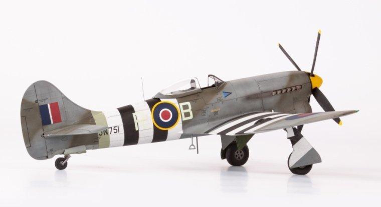 eduard tempest mk.v 48th scale dn models