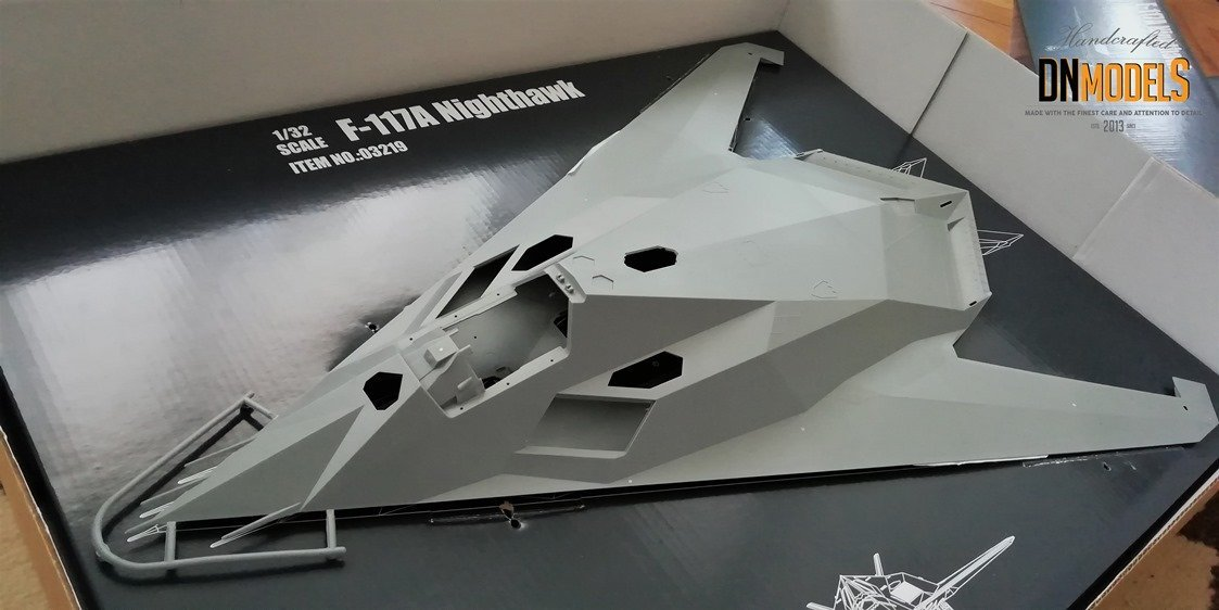 tRUMPETER F-117A NIGHTHAWK 32 dn models masks for scale models