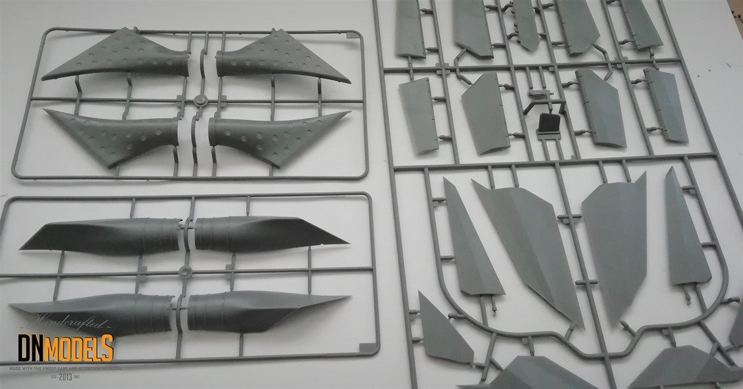 Trumpeter f-117a nighthawk review dn models masks for scale models