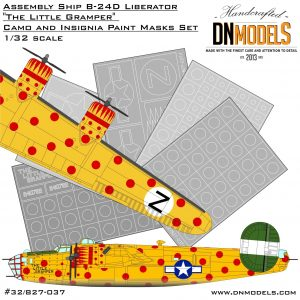 the little gramper assembly ship camouflage and insignia mask set dn models masks for scale models