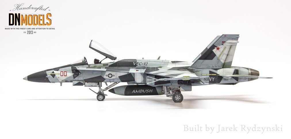 arctic aggressor hornet dn models masks masks for scale models