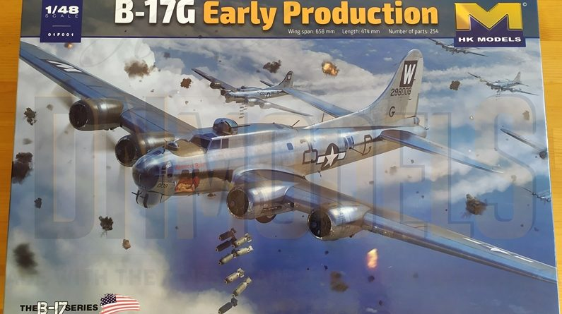 Boeing B-17G Early HK Models 1/48 DN Models Masks For Scale Models