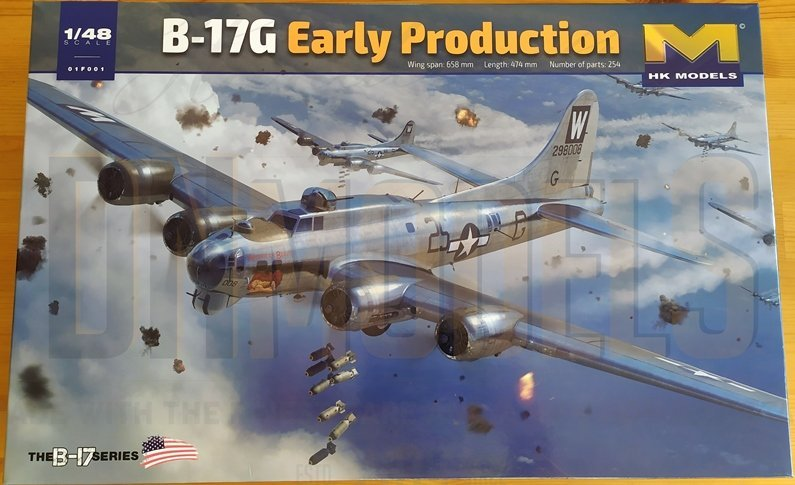 Boeing B-17G Early HK Models 1/48 DN Models Masks For Scale Models