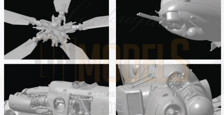 mi24 hind zvezda new tool 2020 dn models masks for scale models