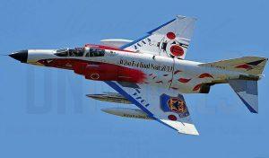 F-4 Phantom Final Year in Japan