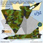 Cover Viggen Camo 32nd scale (Site)