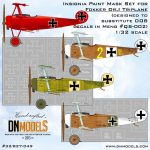 Cover Fokker Dr.I Triplane (for Meng) 32nd scale (Site)
