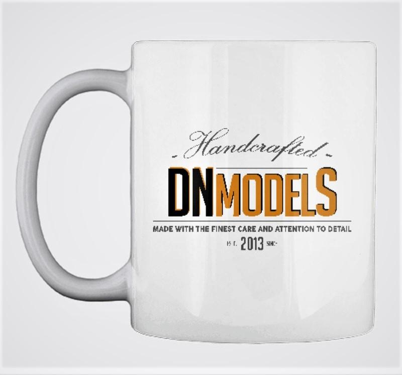 dn models merch merchandise apparel masks for scale models