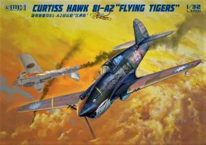 Great Wall Hobby 1:32 Curtiss Hawk dn models masks for scale models