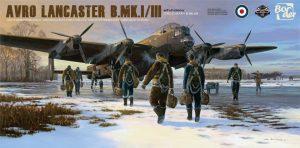 Border Model Lancaster 1/32 wnw dn models masks for scale models