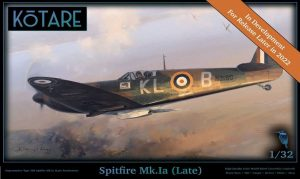 Kotare Models and their upcoming Spitfire dn models masks for scale models